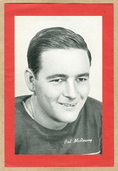 Pat McReavy