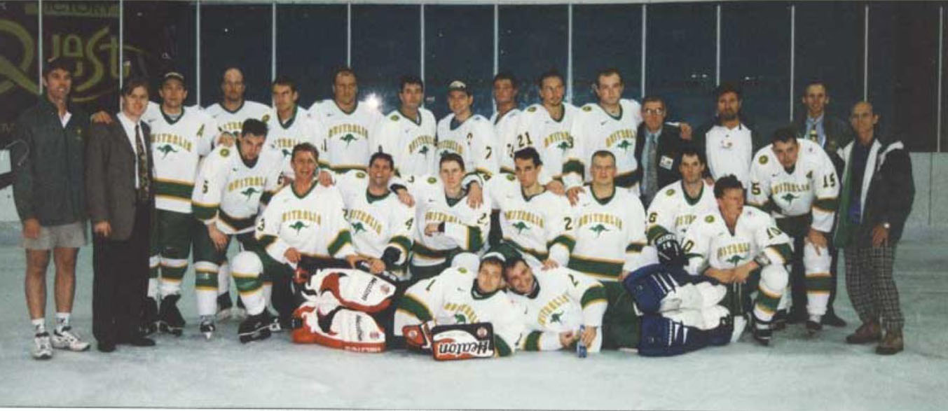 1998 Men's World Ice Hockey Championships