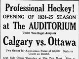1924–25 Ottawa Senators season