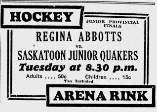 1941-42 SJHL Season