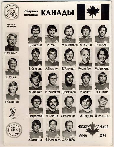 1974 Summit Series