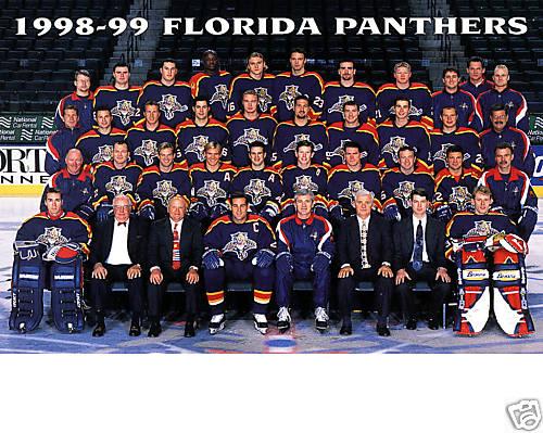 1998–99 Florida Panthers season