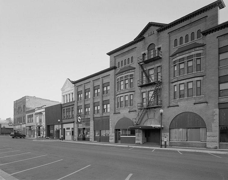 Crookston, Minnesota