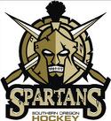 Southern Oregon Spartans logo.png