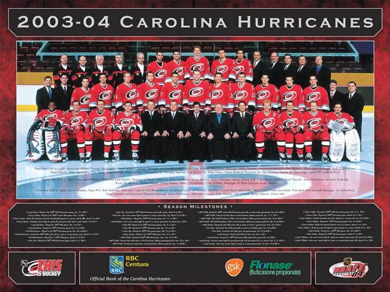 2003–04 Carolina Hurricanes season