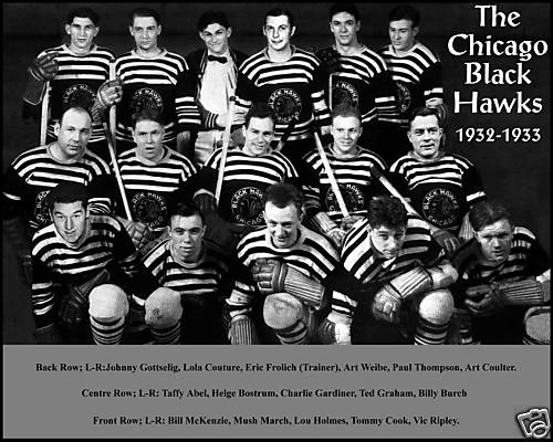 1932–33 Chicago Black Hawks season