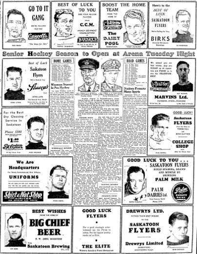 Saskatoon RCAF Flyers