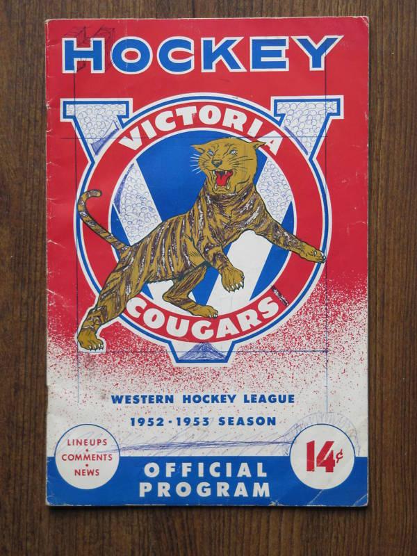Victoria Cougars (1949-1961)