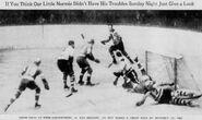 1936-Dec20-Bruins-Wings action