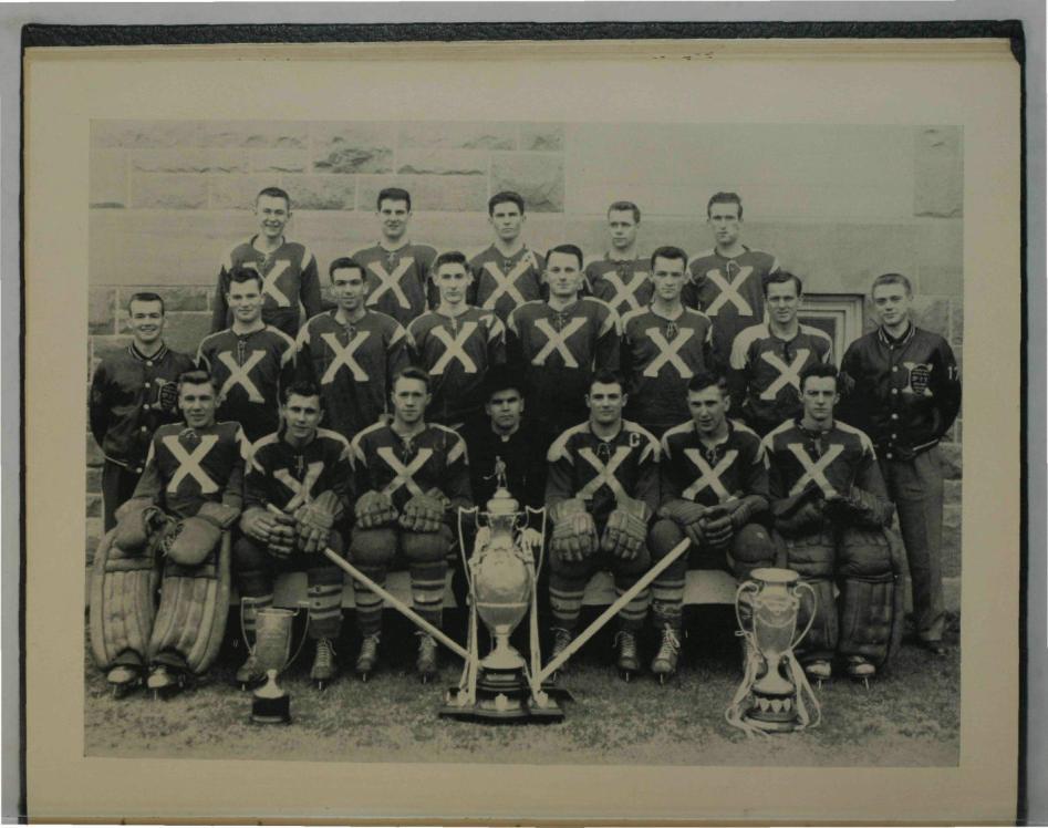 1950-51 MIAA Season