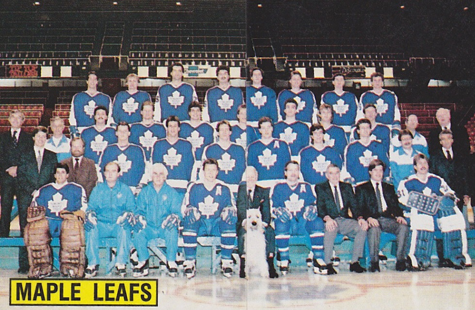 1988–89 Toronto Maple Leafs season
