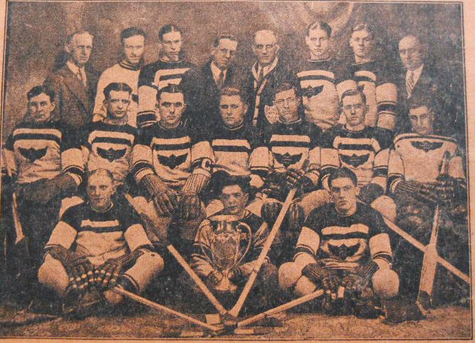 1929-30 Maritimes Senior Playoffs