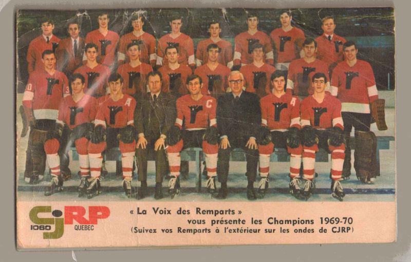 1969-70 Quebec Junior Playoffs