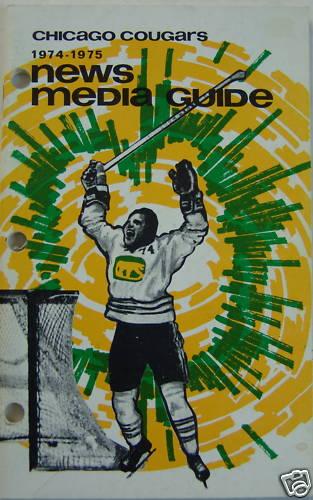 1974–75 Chicago Cougars season
