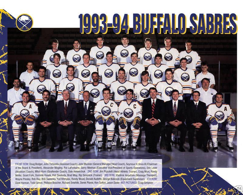 1993–94 Buffalo Sabres season