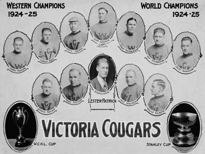 1925 Stanley Cup Finals