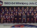 1983–84 Winnipeg Jets season