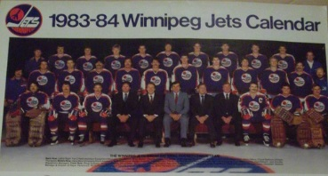 1983–84 Winnipeg Jets season