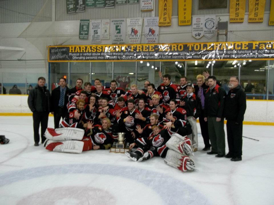 2011-12 WOJCHL Season