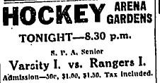 1929 SPA Senior Tournament