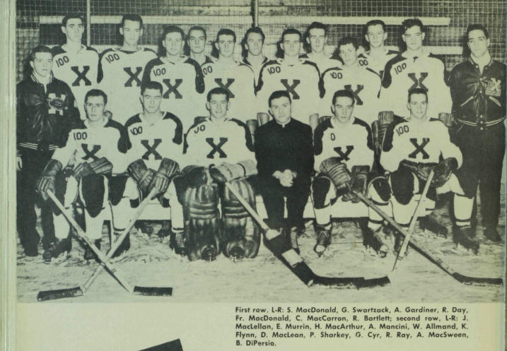 1952-53 Maritimes Senior Playoffs