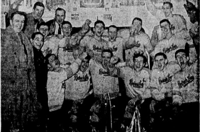 1954-55 Quebec Junior B Playoffs