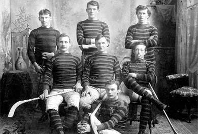 1893-94 OHA Senior Season