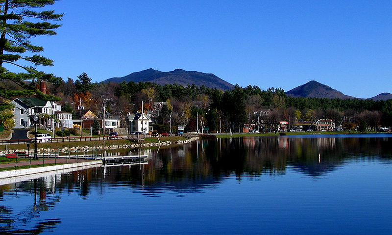 Saranac Lake, New York