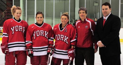 York Lions women's ice hockey