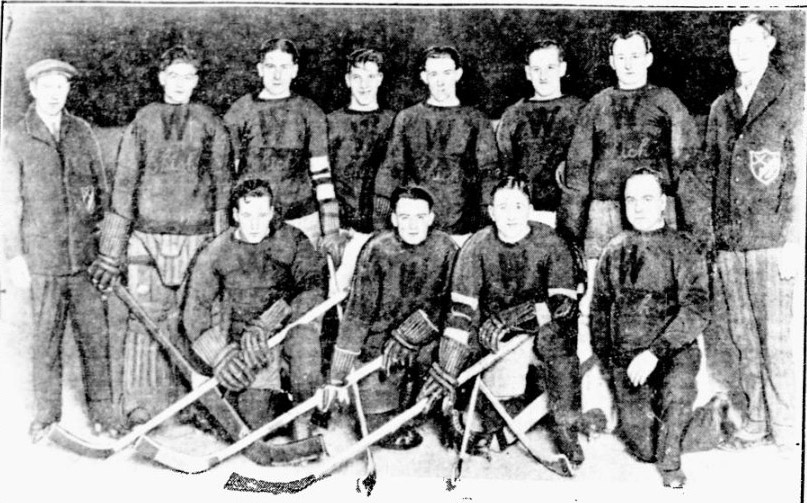 1927-28 OHA Intermediate Groups