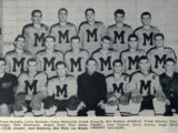 MetJHL Standings 1953-54