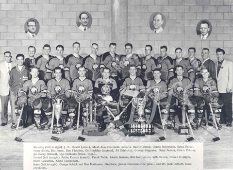 1959-60 British Columbia Senior Playoffs
