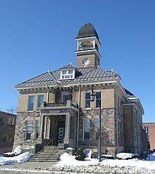 Walkerton Town Hall