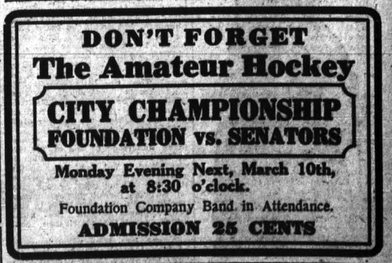 1918-19 VictCL Season
