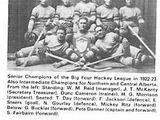 1922-23 Alberta Senior Playoffs