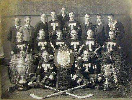 1925-26 Maritimes Senior Playoffs