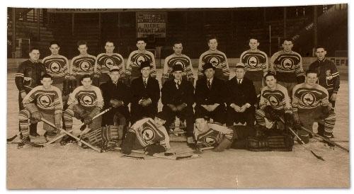 1932-33 Canadian-American Hockey League season