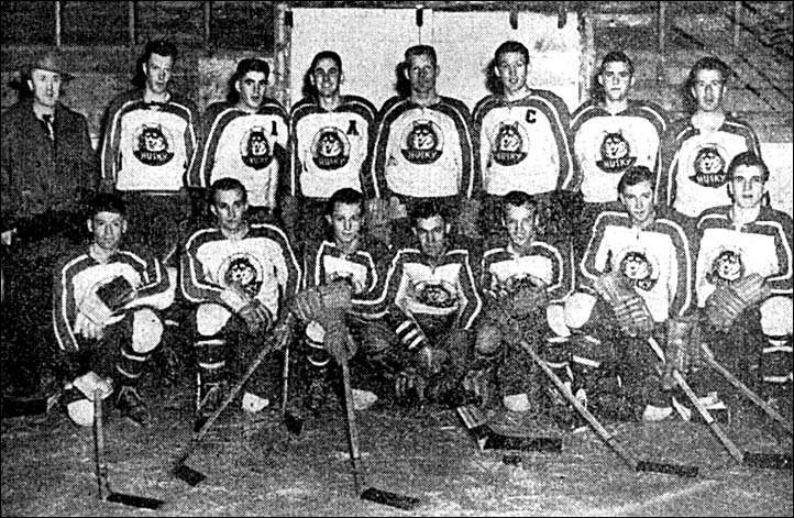 1952-53 Saskatchewan Intermediate Playoffs
