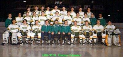 1989-90 AUAA Season
