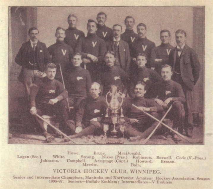 1896-97 Manitoba Senior Playoffs