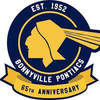 Bonnyville Pontiacs 65th anniversary logo.jpg