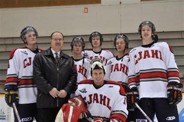 2007-08 MJHL Season