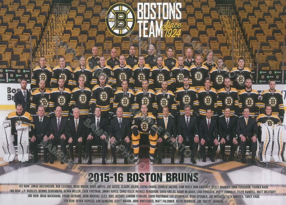 2015–16 Boston Bruins season