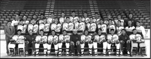 1992–93 NCAA Division I men's ice hockey season