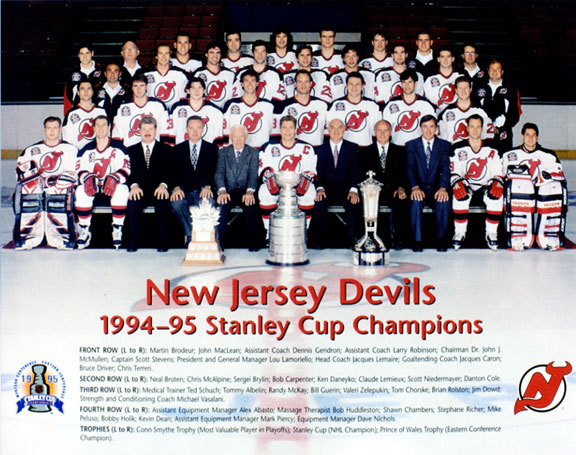 1994–95 New Jersey Devils season