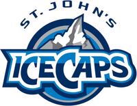 logo 2011-2015 as affiliate of Winnipeg Jets