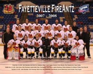 2007–08 Southern Professional Hockey League season