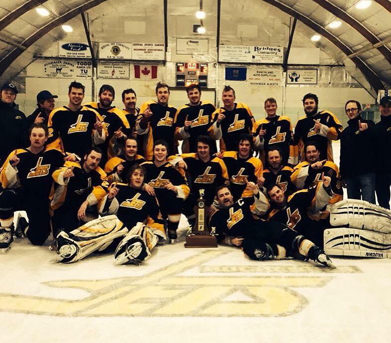 2015-16 East Central Senior Hockey League Season