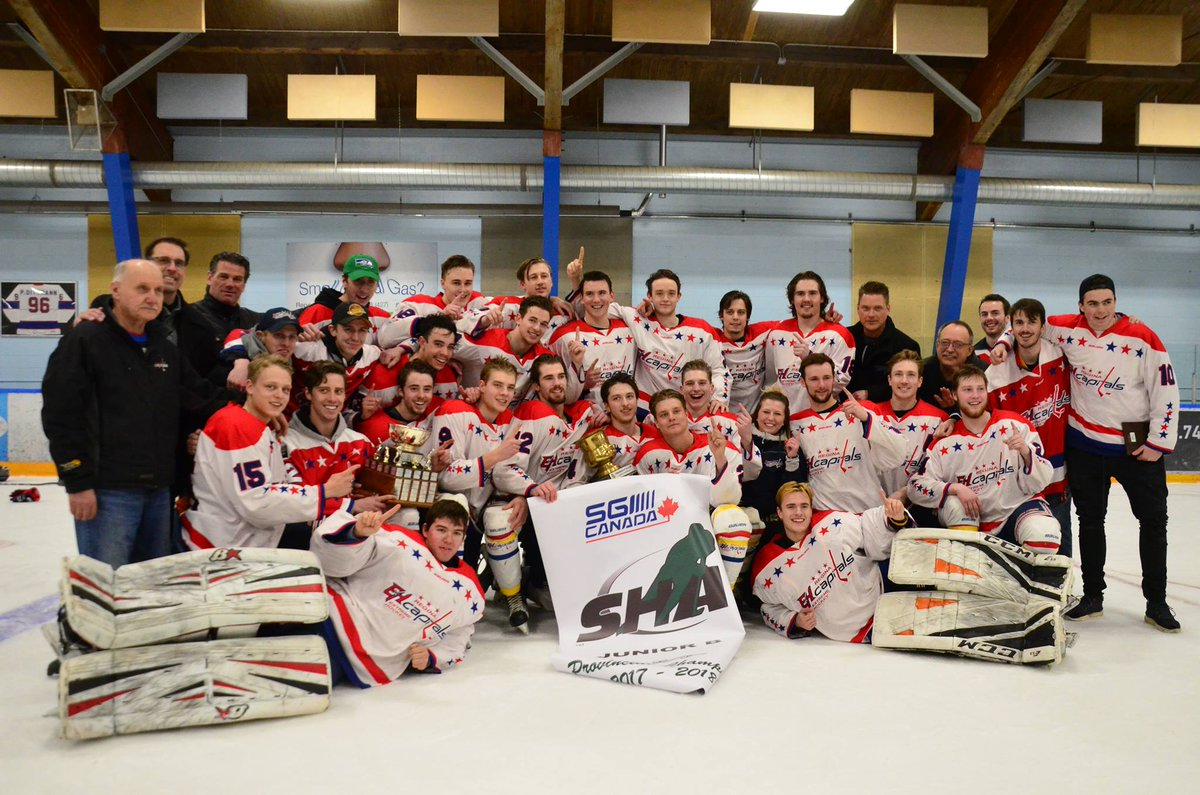 2017-18 PJHL Season