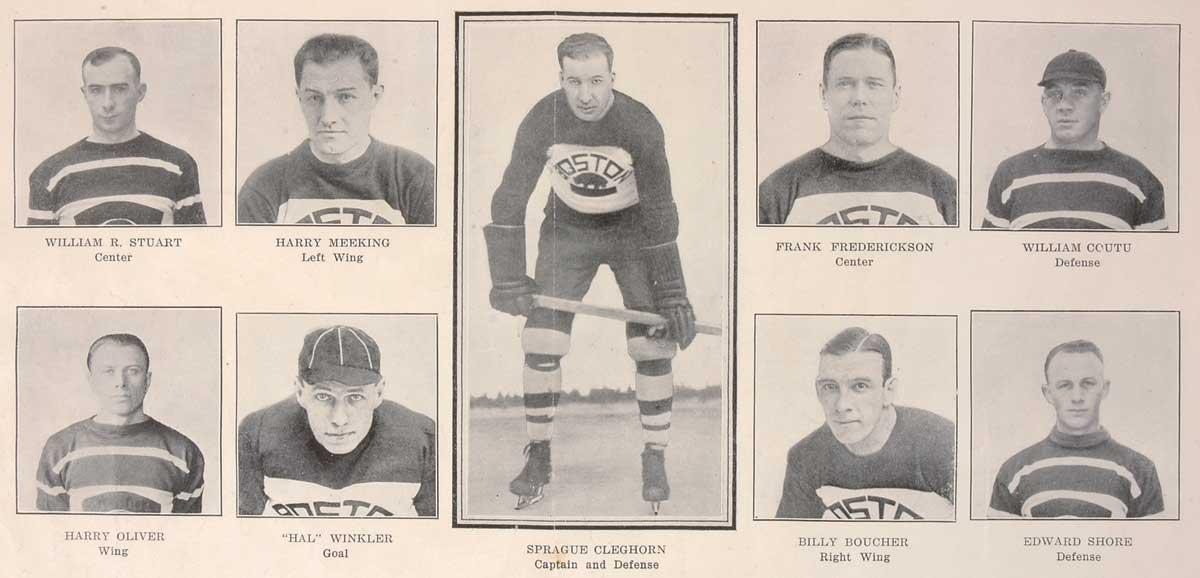 1926–27 Boston Bruins season